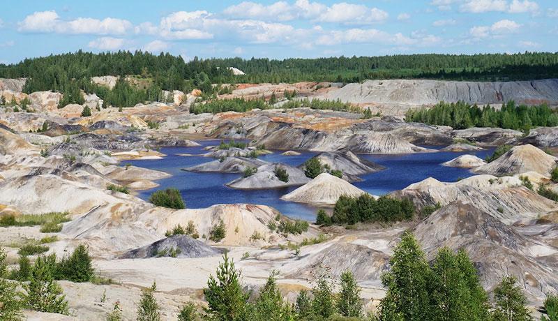 Полезные ископаемые Ульяновской области