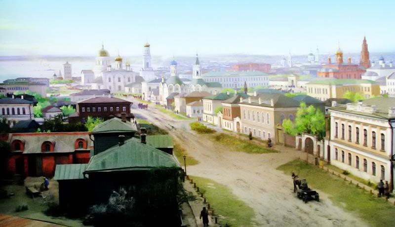 Симбирск в XVIII веке