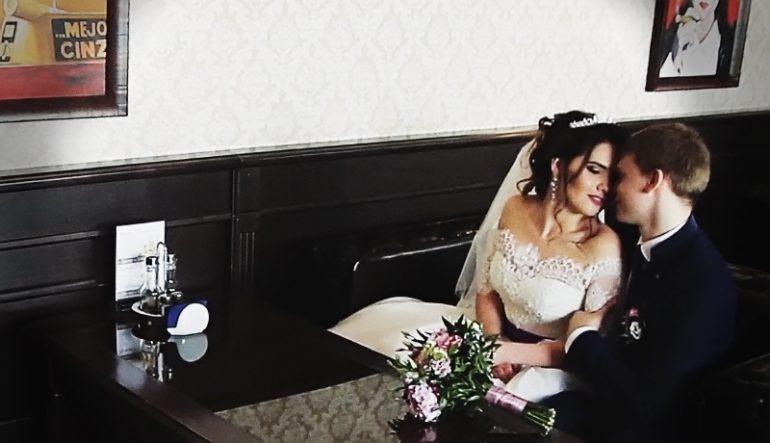 Артём и Татьяна Свадебный клип