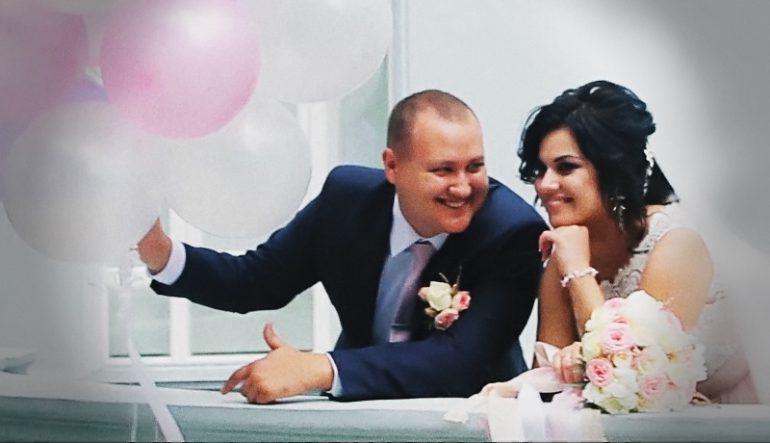 Дмитрий и Владлена Свадебный клип