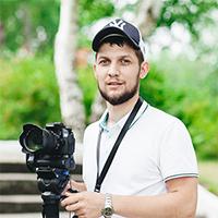 Ульяновский видеограф Денис Сергеев