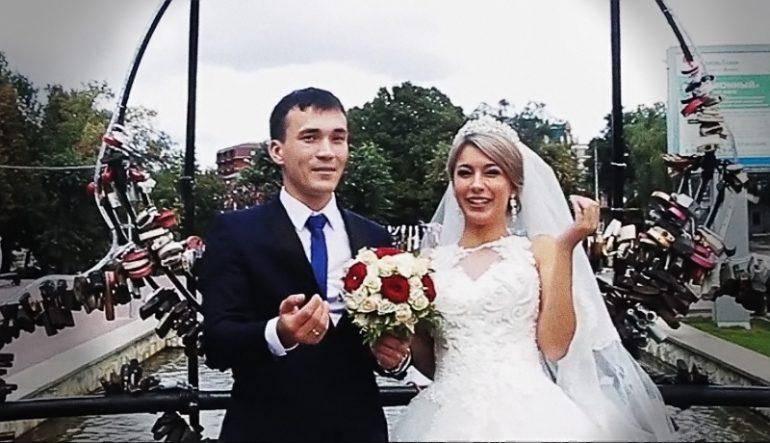 Владимир и Екатерина Свадебный клип