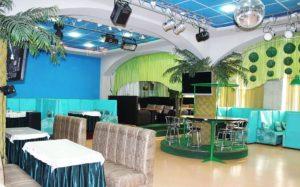 Молодежно-развлекательный комплекс «Зелёный остров»